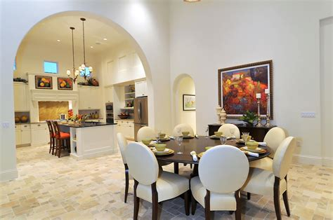 how to decorate your kitchen table round dining table to decorate your home