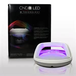 cnd shellac professional led light l 3c technology
