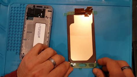 samsung galaxy       jf jf jf comment remplacer vitre  lcd