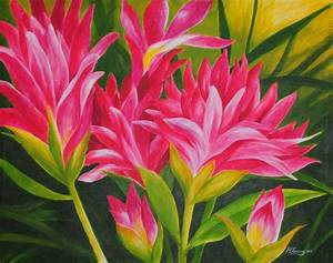 10 Easy Acrylic Flower Paintings | Homedreamworks.pw | art ...