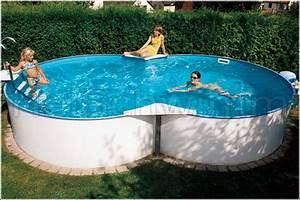 Pool 150 Tief : schwimmbecken future pool achtform 540 x 350 x 150 cm ~ Frokenaadalensverden.com Haus und Dekorationen