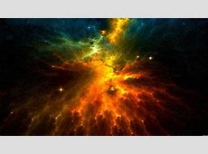 Download Orange Space Wallpaper Gallery