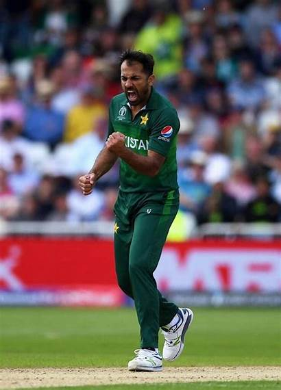Wahab Riaz Cricket Team Wallpapers Pakistan Player