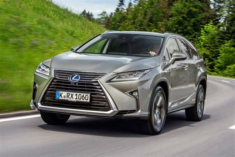 Review Lexus Rx new lexus rx l 2018 review auto express