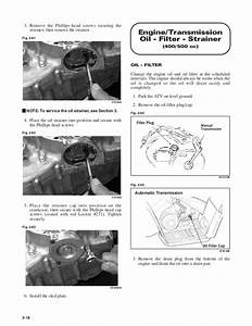 2001 Arctic Cat 500 4x4 Automatic Atv Service Repair Manual