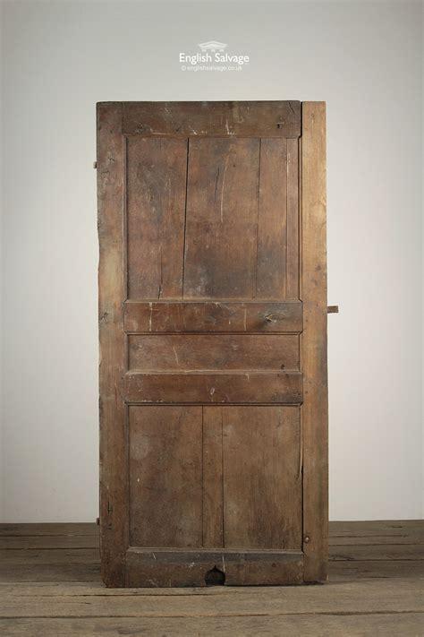 reclaimed french wooden painted panel door