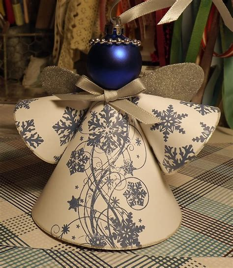 Paperie Petals Christmas Angel