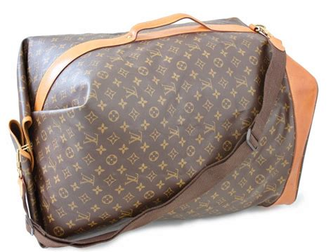 louis vuitton sac marin sailor bandouliere gm travel luggage monogram canvas  stdibs