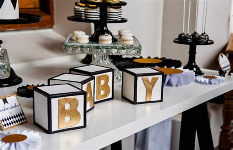 black and gold baby shower sweet nursery white gold and black prince