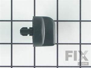 Oem Kitchenaid Trash Compactor Switch Knob  Wp9871800