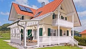 Haus Im Landhausstil : klimaholzhaus staiger holzbau ~ Markanthonyermac.com Haus und Dekorationen
