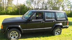 Jeep Body Restoration Cherokee Xj 94