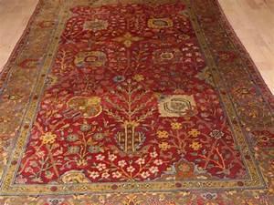 Antique indian rug carpet shah abass design la63495 for Indian carpet designs