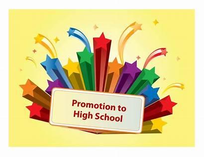 Promotion 8th Grade Graduation Middle Event Claggett
