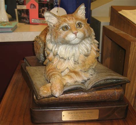 The World's Most Famous Library Cat