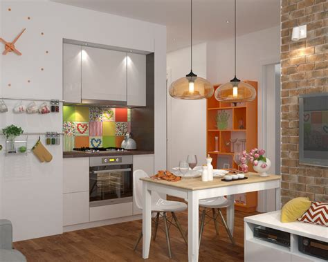 Small Home Designs 50 Square Meters by 4 And Stylish Spaces 50 Square Meters