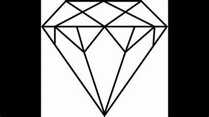 Diamond Draw Drawing Line