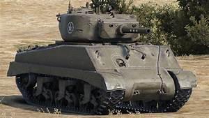 World of Tanks M4A3E2 Sherman Jumbo - 10 Kills 5,5K Damage ...