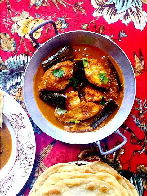 cuisiner poisson congelé carry de poisson mauricien recette facile réalisée lors