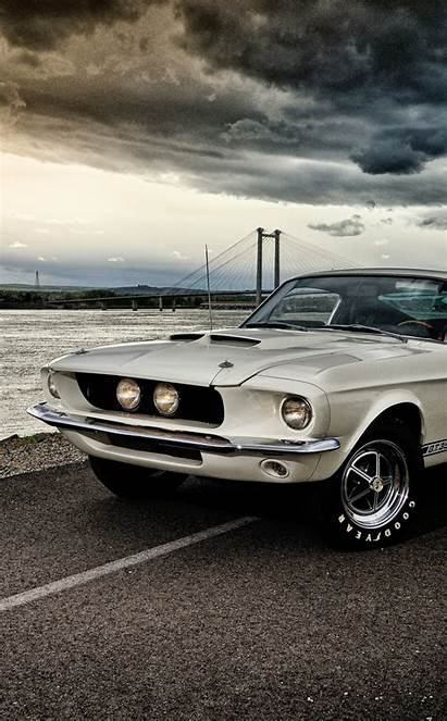 Mustang Ford 1967 Shelby Gt350 Gt500 Iphone