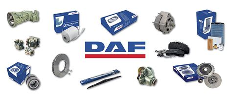 paccar truck parts parts and accessories daf corporate