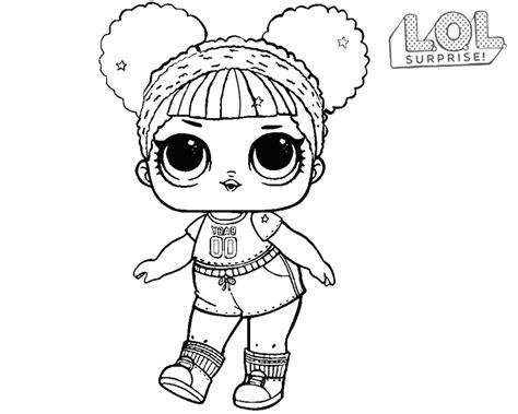 Bambole Lol Pagine Da Colorare 80 Immagini In Bianco E
