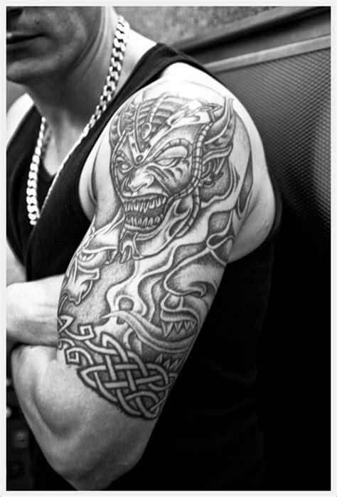 Tribal Tattoo Designs For Men
