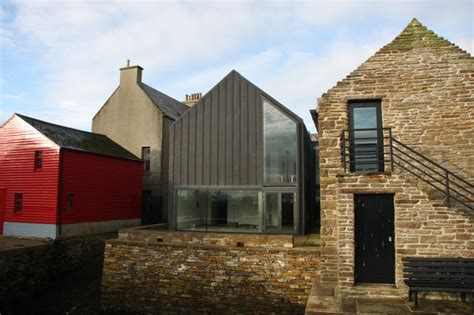 Pier Arts Centre by The Pier Arts Centre Stromness Orkney Contemporary Art