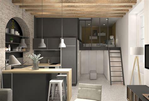 idee cuisine americaine appartement idee cuisine americaine appartement maison design
