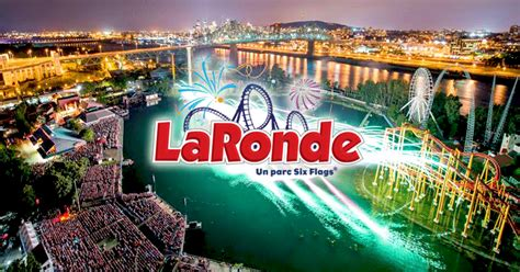 Montreal's La Ronde Announces '65% Off Sale' For 2018 ...