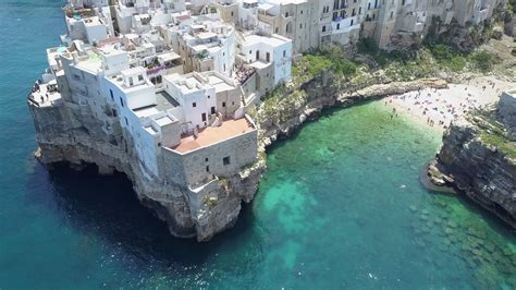 Polignano A Mare Bari Italy Heaven On Earth