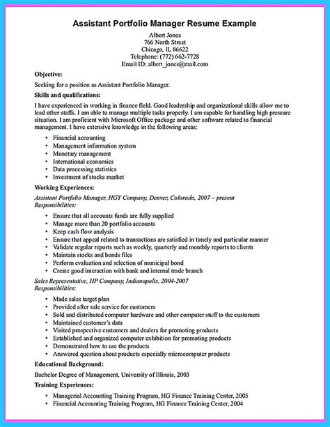 different parts of resume and its significance there are several parts to write your assistant property manager resume well all of them are