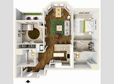 Two Bedroom Apartment Floor Plans Queset Commons