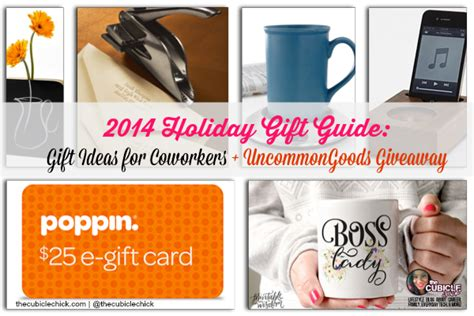 2014 holiday gift guide gift ideas for coworkers