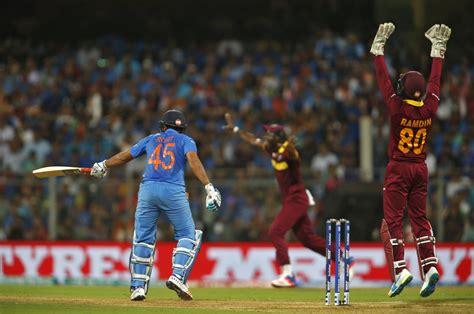 india  west indies  raina dropped  dhoni led