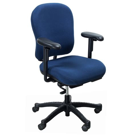 knoll rpm used ergonomic high back with seat slider task