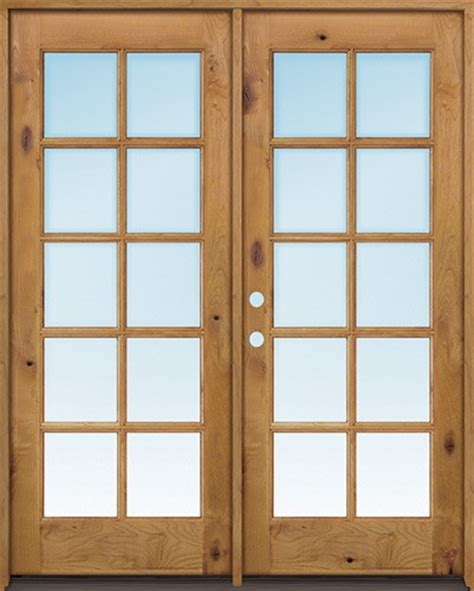 cheap exterior   lite tdl   knotty alder wood