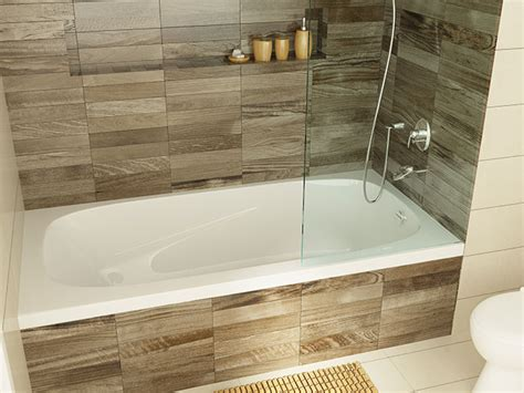Tiling A Bathtub Alcove by American Standard Alcove Bathtub Small Design On Bathtub