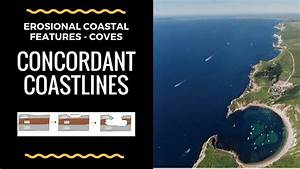 What Are Concordant Coasts  Coves  And How Do They Form