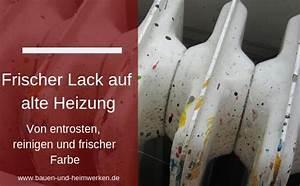 Wie Entlüftet Man Heizkörper : wie heizk rper lackieren anleitung mit lack zur sch nen heizung ~ Yasmunasinghe.com Haus und Dekorationen