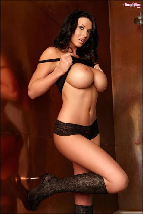 Alice Goodwin Nude At Pinup Files Babehub Com