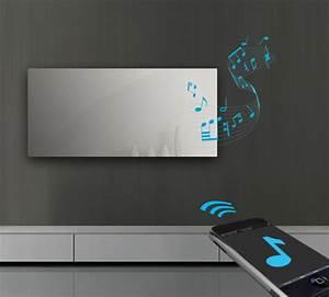 Miroir Salle De Bain Bluetooth : l 39 iphone dans la salle de bains inspiration bain ~ Dailycaller-alerts.com Idées de Décoration