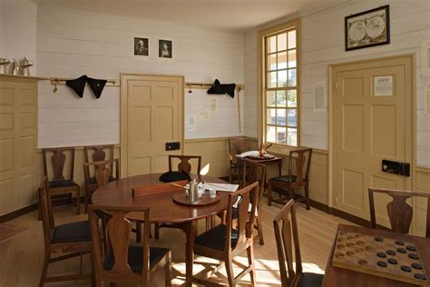 Colonial interiors, images about wainscoting on window