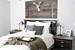 The Images Collection of Diy diy farmhouse bedroom decor ...