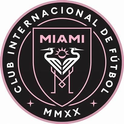 Miami Inter Crest Cf Colors Mls David