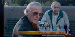 Stan Lee Teases Cameo In 'The Avengers: Age of Ultron'