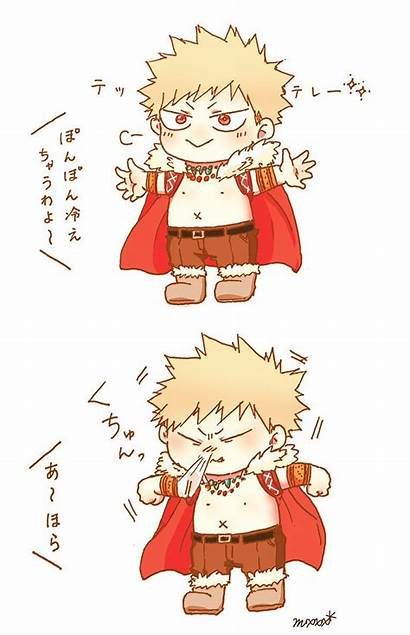 Bakugou Katsuki Funny Cuddle Scenes Hero Academia