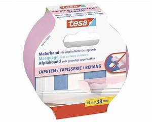 Tesa Powerstrips Tapete : tesa kreppband tapete 25m x 38mm bei hornbach kaufen ~ Eleganceandgraceweddings.com Haus und Dekorationen