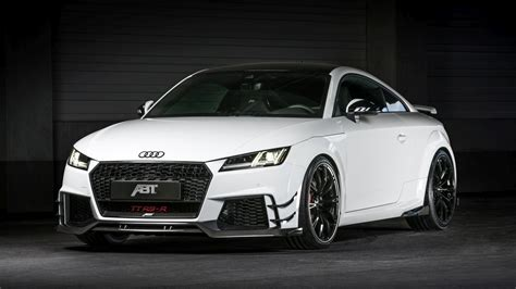2017 audi tt rs r by abt sportsline top speed