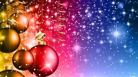 Glitter Christmas Wallpaper